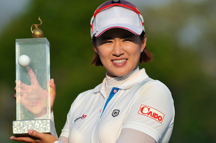 Pic amy yang wins the 2015 honda lpga thailand 4